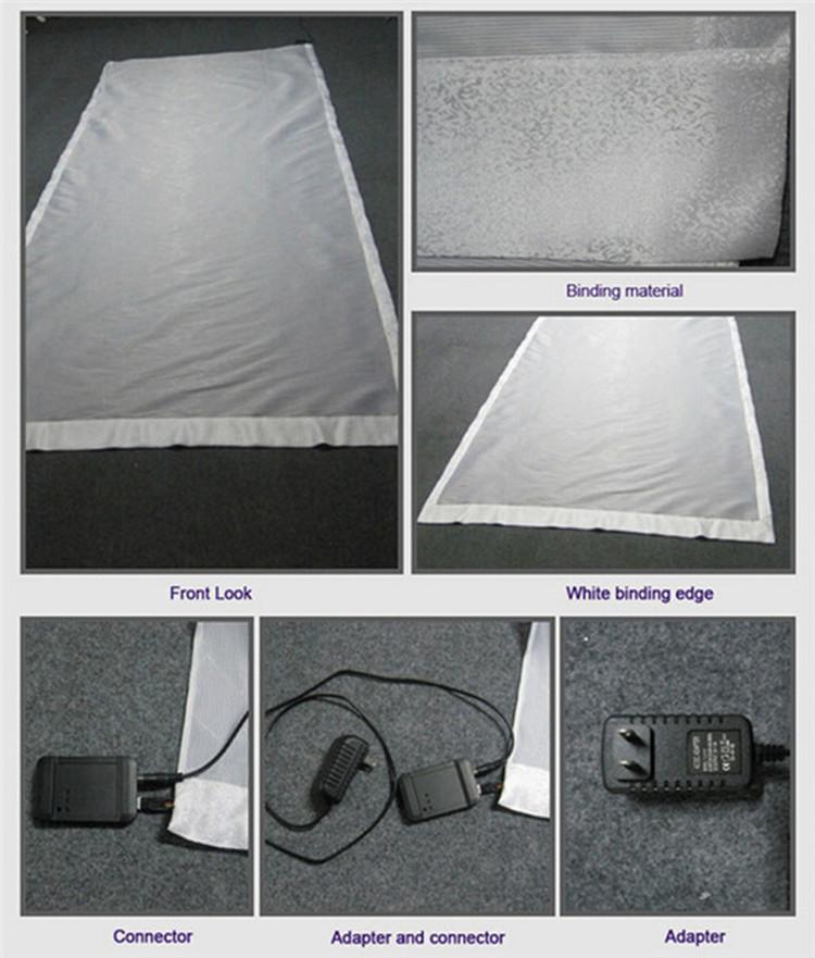Optic Fiber Fabric Luminous Home Textiles Mobile Crest Classic Home Design  Curtains Part 63