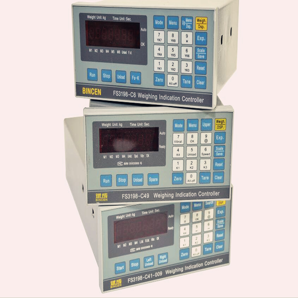 Weighing Controller for Bagging Filling Scale