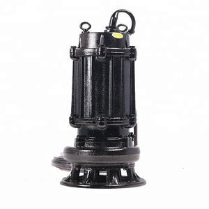 WQ series submersible slurry pump