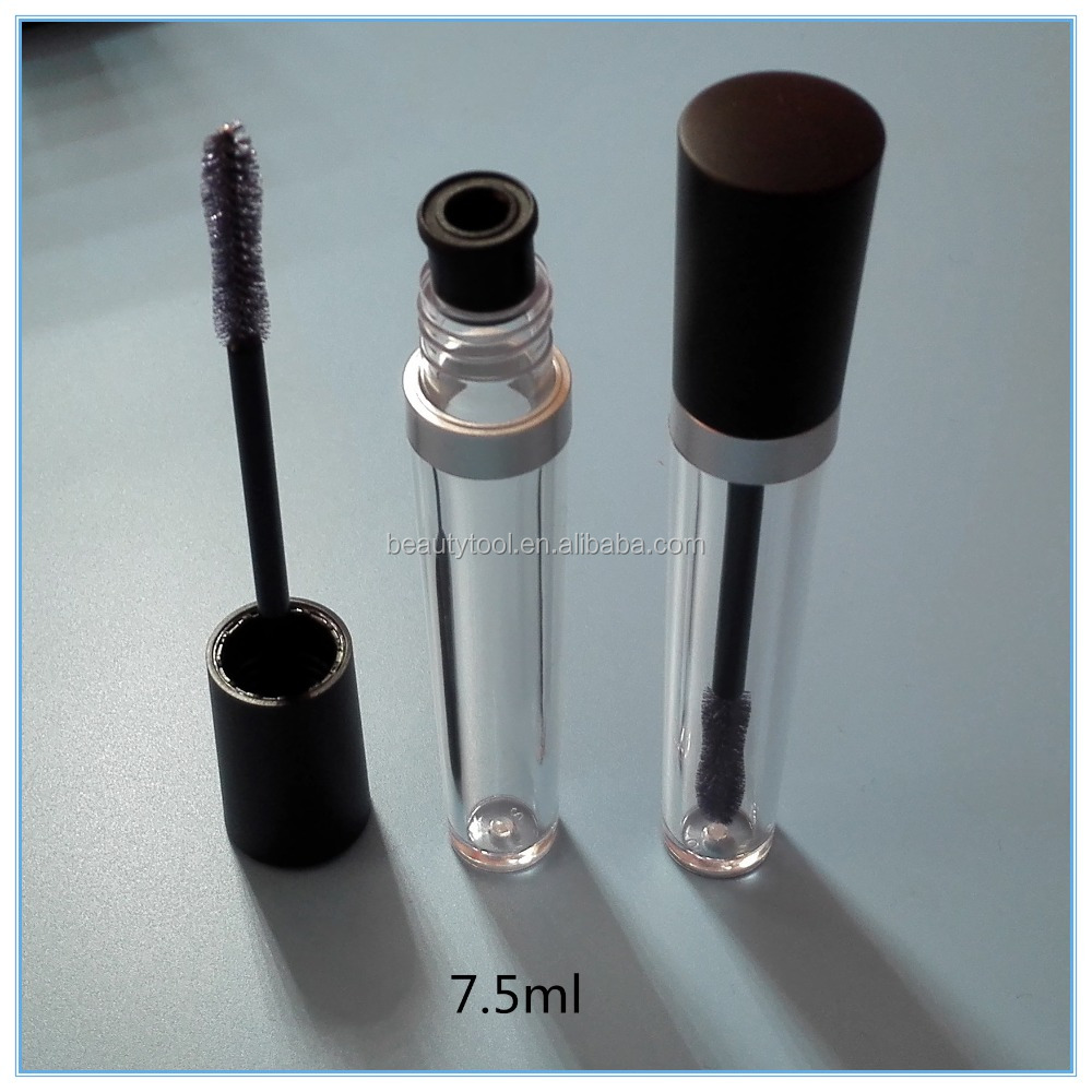 High-grade acrylic 7.5ml empty mascara <strong>tube</strong> package cosmetic <strong>tube</strong>