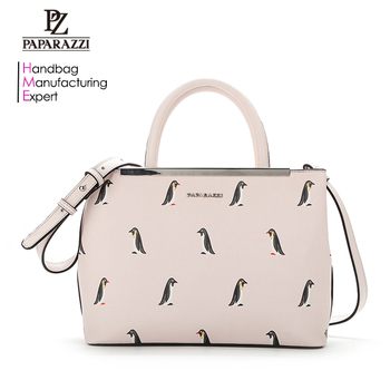 7465 Online Shopping China Wholesale Tote Bags with Animal Printing Best Selling Lady Shoulder Bag Handbag