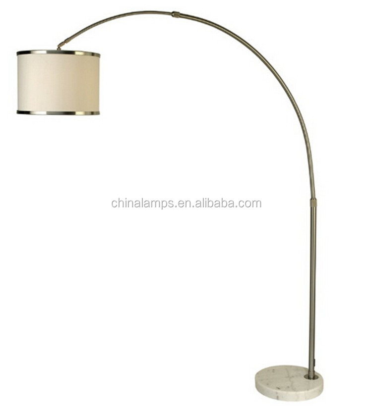 Best Products For Import Arc Floor Lamp With Marble Base Fishing ...