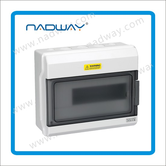 36 ways waterproof distribution box