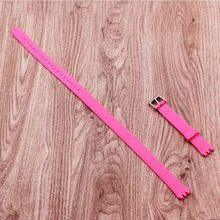 Новинка! Для Swatch пересекающий цвет водонепроницаемый силиконовый ремешок 12 мм двойная обертка женские часы с аксессуарами для часов(China)
