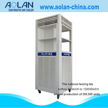 AZL06-LY13A Mobile media ad commercial air cooling display air conditioner