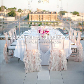 Incredible Graceful Organza Sashes Wedding Chair Cover Top Wholesale Buy Wedding Chair Cover Wholesale Product On Alibaba Com Squirreltailoven Fun Painted Chair Ideas Images Squirreltailovenorg