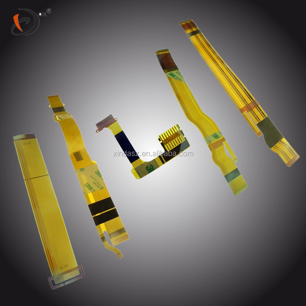 we design flex ribbon cables by mould
