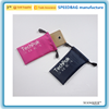 custom phone drawstring gift pouch with logo printing