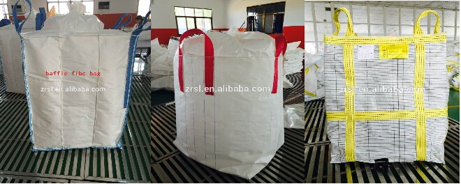 2 ton fibc jumbo bag for grains fertilizers sand buy 1 for Big bag galets decoratifs