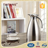 Best selling stainless steel water cooling kettle tea pots hotel supplies
