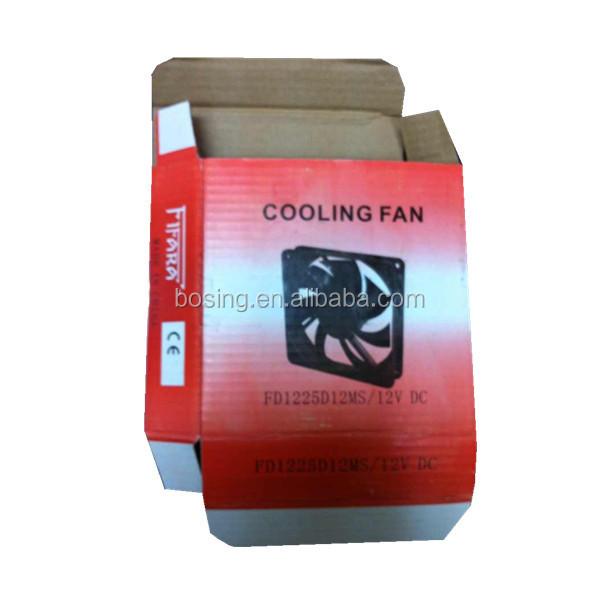 computer cooling fan packaging box