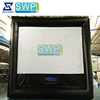 SKYANO cheap price large size inflatable outdoor projection movie screen for sale