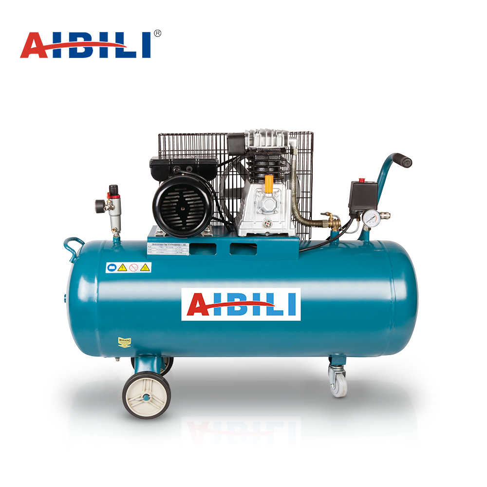 Industry-leading electric mobile high pressure industrial italy 200L 300L belt driven heavy duty air compressor