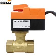 Belimo RB220-FRU230-3 Fan Coil Valves Open/Close & floating control (AC 230V)