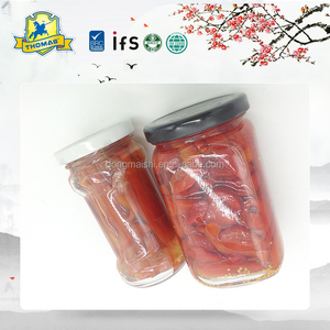 2016 Summer sweet and salty indian red pepper in brine best quality