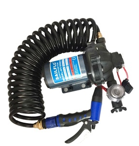 Sailflo 70PSI 20LPM car washer 12V DC washdown deck pump