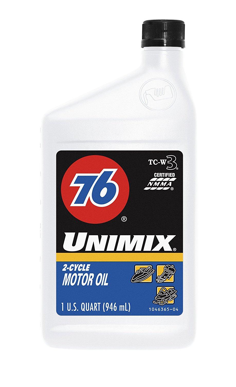 Buy 76 Lubricants(1046365-AMC-12PK) Unimax 2-Cycle Motor Oil - 1