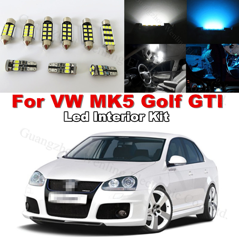 Gti Mk5 Interior Accessories: Golf 5 Gti Interior