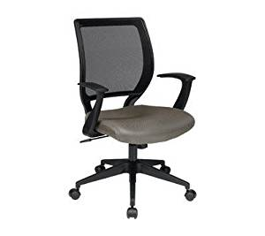 Avenue 6 Office Star EM51022N-2 Screen Back Task Chair with -T- Arms