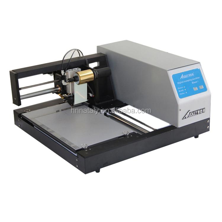 Высокое качество журнал цифровой горячий машина для тиснения фольгой с полным 3050 - .jpg