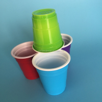 PC-5R 50ml disposable fruit salad cup/2oz mini wine cup