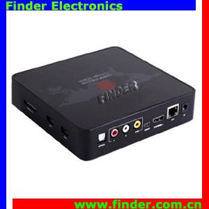 Realtek 1186 Full HD 1080P Media Player พร้อม Air Mouse
