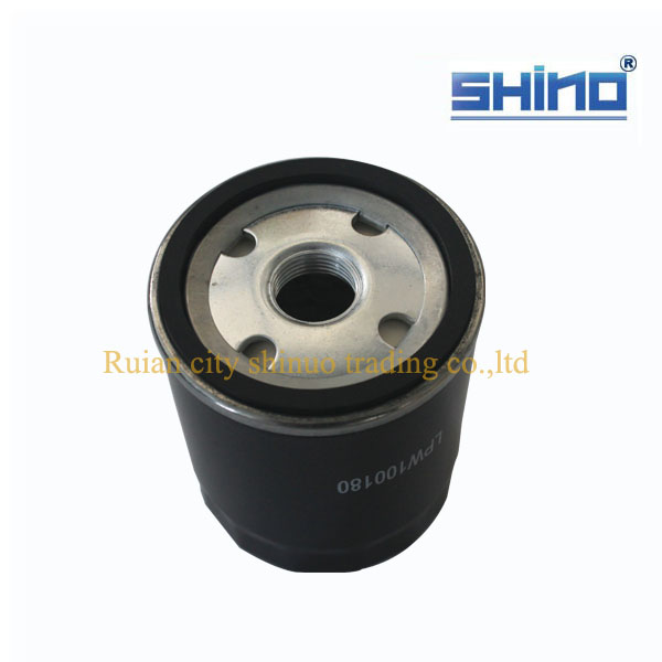 Wholesale Chinese car auto spare parts MG550 oil filter LPW100180