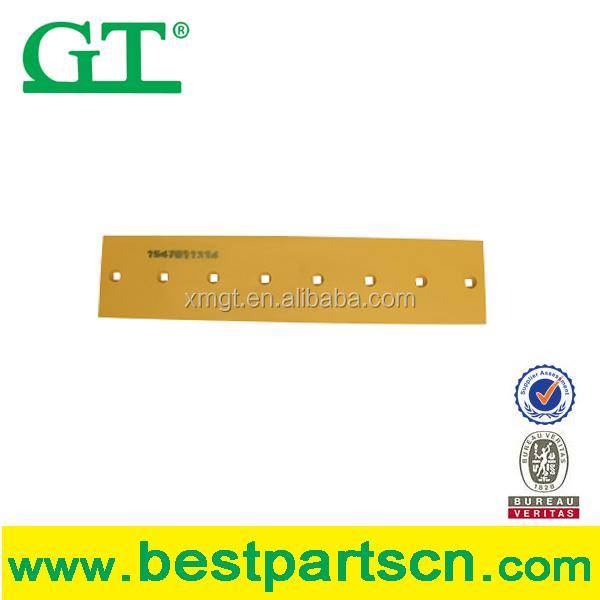 D85 bulldozer cutting edge cutting blade 154-70-11314