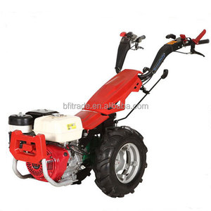 13HP gasoline two wheel walking tractor, multi-task two wheel mini walking tractor with 13hp Loncin engine, 2 wheel farm tractor