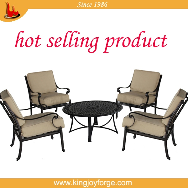 Kingjoy top selling home casual enterprises patio furniture