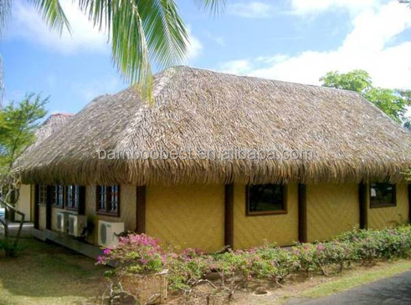 Wholesale Straw Thatch Artificial Thatch Roofing Synthetic Thatch