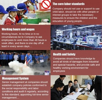 C&T The Aim Of The Social Responsibility,BSCI Certification,Pass The BSCI Factory Inspection Audit