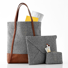 Designer Visgraat <span class=keywords><strong>wol</strong></span> reizen set <span class=keywords><strong>Tote</strong></span> weekender bag travel pouch