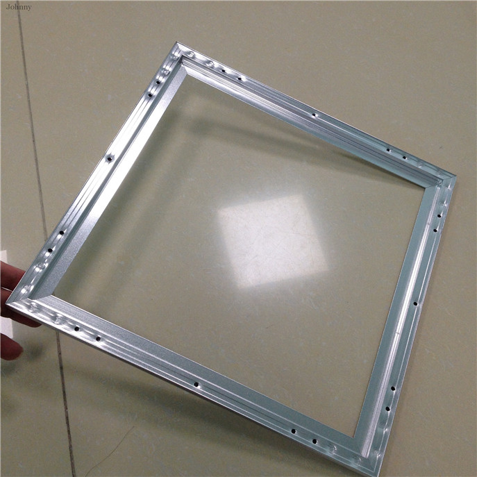 panel light box aluminum frame for led display screen indoor aluminum profile