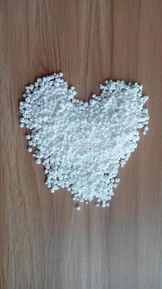 Plastic Calcium Chloride 94 98 Prills Oil Grade With Low