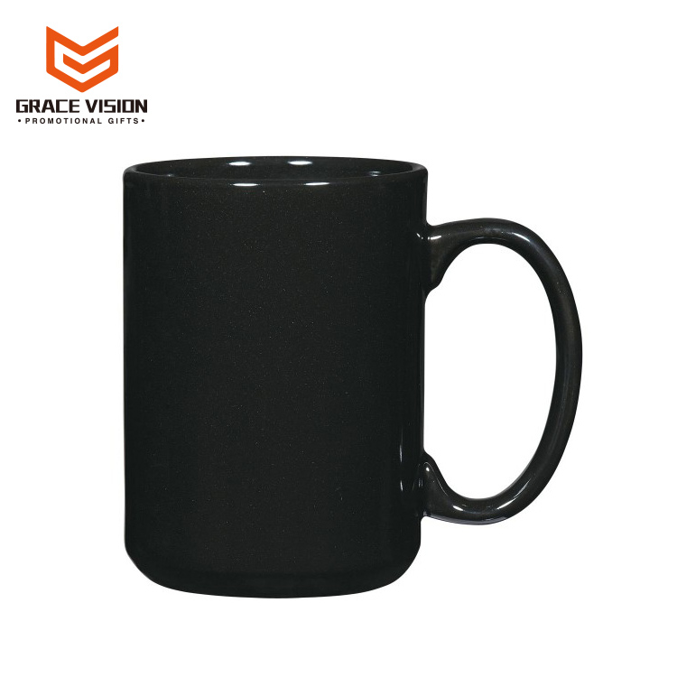 Custom Cheap Promotional Color Changing Magic Mug