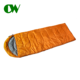 Competitive price travel compact a winter wholesale lightweight human camping outdoor sleeping bag for cold weather