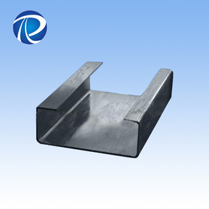 GI cold formed C shape C steel channel for construction