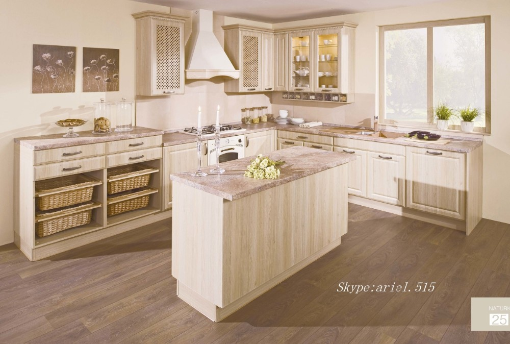 Aluminium Kitchen Cabinet Design