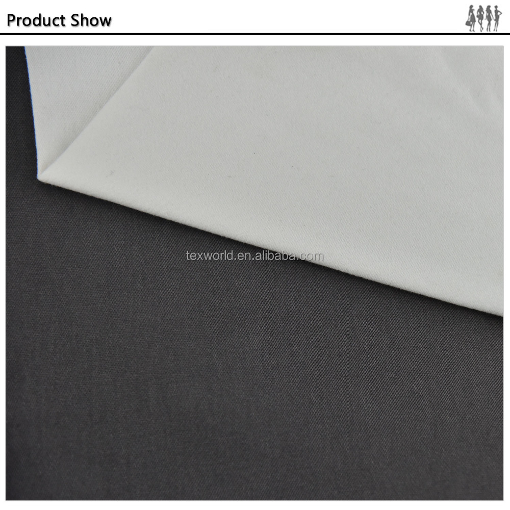 Accept OEM service China high quality c20*20 108*56 3/1 twill 57/58' dyeing fabric garment used