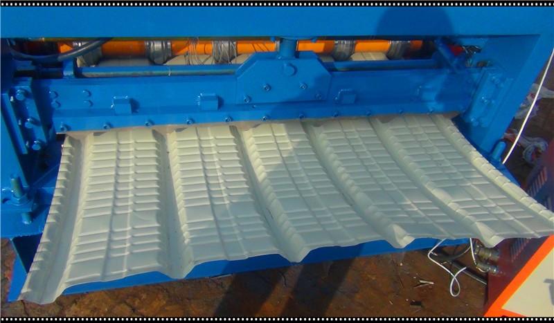 Dixin Corrugated Roof Sheet Bending Machine Manufacturer