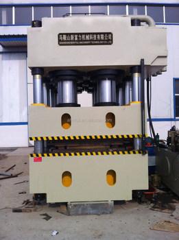 ダブルアクション8 column油圧プレス用ドア 5000トン油圧プレス機 buy