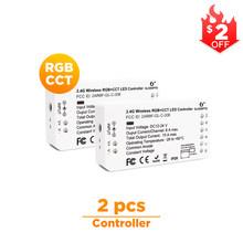 G светодиодный OPTO ZIGBEE контроллер zll звено, светлый RGB + CCT светодиодный контроллер полосы dc12-24v управление приложением Совместимость с zigbee 3,0(Китай)