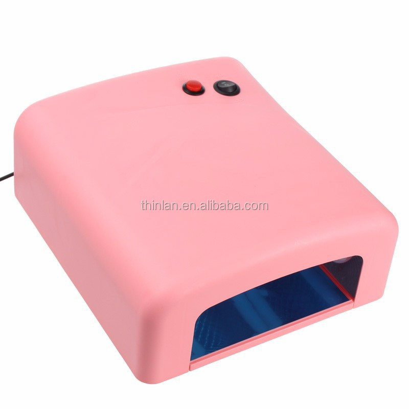 Alibaba China 36W UV Nail Lamp 818 Curing 36 W Uv Light