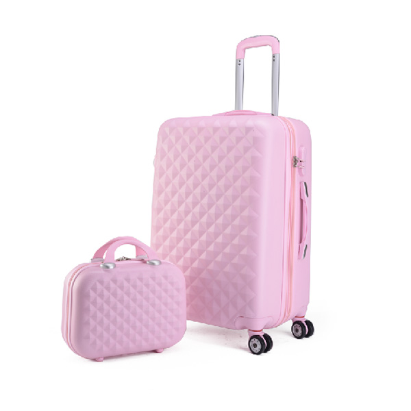 Pink Hard Shell Luggage, Pink Hard Shell Luggage Suppliers and ...