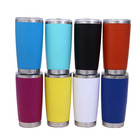 wholesale high quality custom 30 oz stainless steel insulated metal tumbler cups