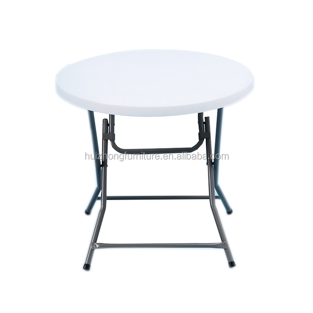 Wholesale Plastic Folding Round Table For Outdoor Picnic/wedding