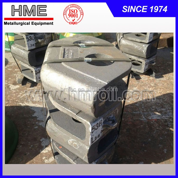 Recycling Metal Shredder Hammer Shredder Spare Parts Wear