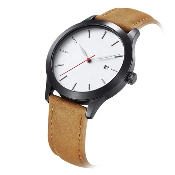 2019 Devars experienced factory custom minimalist quartz UP brand name unisex watch