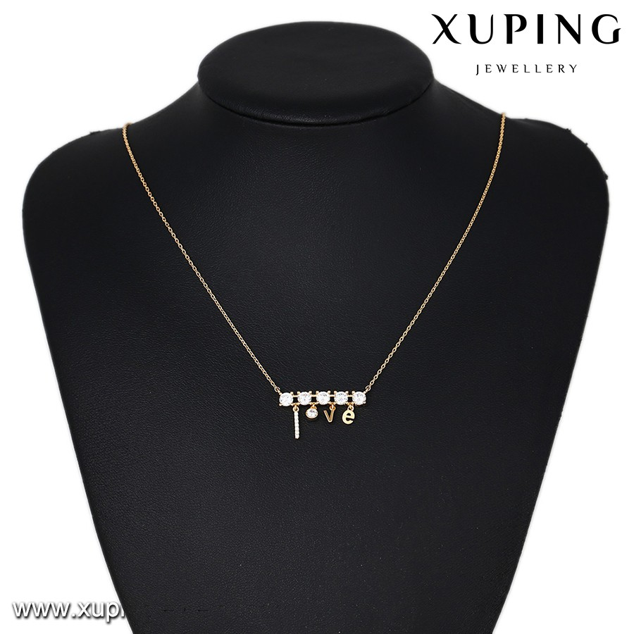 43362-latest design saudi gold jewelry 18k gold artificial stone necklace jewelry
